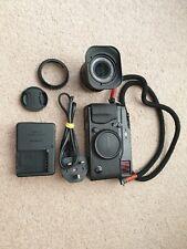 Fuji X-Pro1 16.3MP Black Camera Body + Fuji XF23mm F2.0 WR Lens