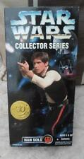 STAR WARS Collection HAN SOLO New hope kenner 12 figure Boxed gold label sealed