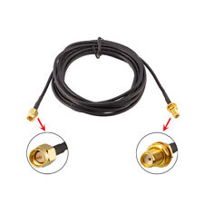 8M SMA Male to SMA Female Antenna Extension Cable RG174 Adapter for WiFi Router