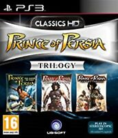 Prince of Persia Trilogy (PS3) - Classics HD (Sony PlayStation 3) New Video Game