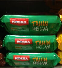 2 boîtes de Koska Halva helva Pistache turc 2x 200 g (7 oz (environ 198.44 g)): 14 oz (environ 396.89 g) 400 g Fresh