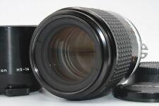 Near Mint Nikon Ai-S AiS Micro NIKKOR 105mm f/2.8 MF Macro Portrait Lens Japan