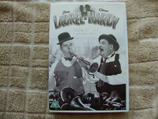 Laurel & Hardy Vol 11: Saps at Sea and music shorts