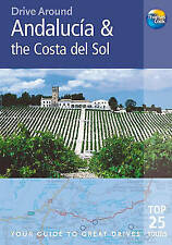 Andalucia & The Costa Del Sol -Driving Guide-Thomas Cook-Travel- (Paperback)