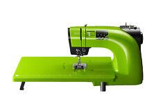 TOYOTA OEKAKI Renaissance Nähmaschine mit Anschiebetisch OEKAKI 50LG  Fb. grün