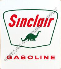 "Sinclair Dino 12""x14"" Vinyl Decal (DC121P)"