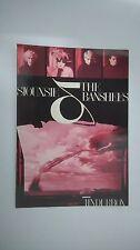 Siouxsie & The Banshees Tinderbox vintage music postcard POST CARD