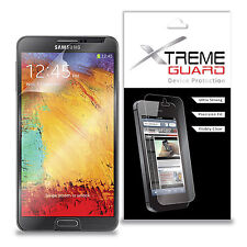 XtremeGuard LCD Screen Protector Shield For Samsung Galaxy Note 3 Neo (Clear)