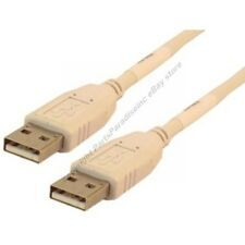 10ft long USB2.0 AA,A~A Male~M Camera/HD Drive/Webcam Patch Cable/Cord/Wire {L