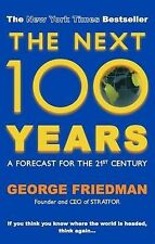 Next 100 Years, The, Acceptable, George Friedman, Book