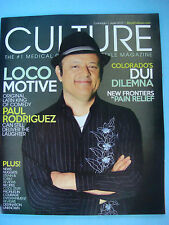 CULTURE Cannabis Pot Magazine - Jun 2013 Paul Rodriguez, Marijuana DUI, Cambodia