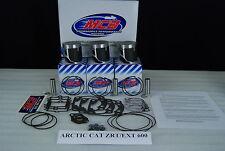 Arctic Cat ZRT600 piston kit complete  1996-2000 TRIPLE CYLINDER