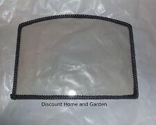 7000-013 Quadra Fire Ceramic Glass Replacement Wood Stove 2100 Millennium OEM