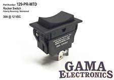 Rocker Switch Polarity Reverse Motor Control Maintained - 129-PR-MTD