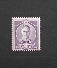 GB GVI - Undenominated Purple Waterlow essay. Fine MNH
