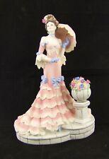 Coalport Figurine - 'Mademoiselle Cherie' - Limited Edition - Boxed.