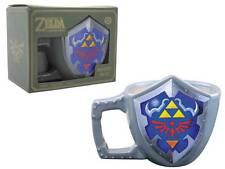 Tazza in ceramica The Legend of Zelda shield Mug collector's edition Paladone