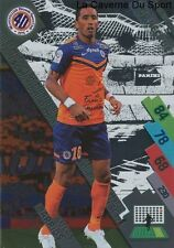 MHSCUP2 BARRIOS MONTPELLIER Guangzhou Evergrande CARD ADRENALYN FOOT 2015 PANINI
