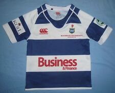 Blackrock College / 2010's Home - CANTERBURY - KIDS Shirt / Jersey. SIZE: 6 YRS