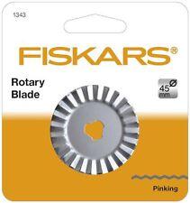 Fiskars f1343 sostituzione Rotary Cutter Forbici Lama 45 mm-NUOVO -