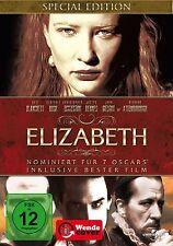 Elizabeth Das goldene Königreich - Cate Blanchett - SE - 2DVD - OVP - NEU