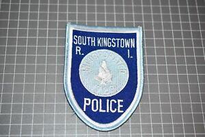 South Kingston Rhode Island Police Patch (US-Pol)