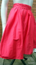cute flippy 50s style short skirt hot pink New 12 river island