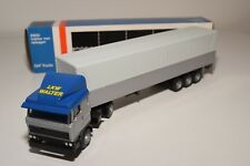 ± LION CAR DAF 3300 TRUCK WITH TRAILER LKW WALTER N MINT BOXED