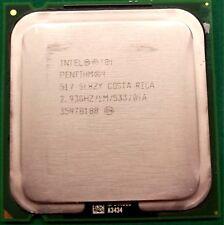 Intel Pentium 4 517 SL8ZY 2.93GHz/1MB/533MHz FSB Socket 775 64bit HyperThreading
