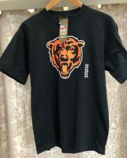 BNWT Oficial de la NFL Chicago Bulls Logotipo t'shirt 100% algodón REEBOK TALLA XL