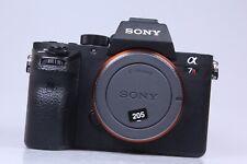 Sony Alpha A7r II Mirrorless Digital Camera Body. 205