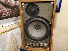 Vintage Dynaco A-25 Speakers  - Made In Denmark