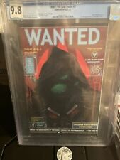 TMNT The Last Ronin 2 CGC 9.8 Bartling LE 350 With Coin. Spine stress from CGC!