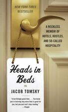 HEADS IN BEDS - TOMSKY, JACOB - NEW PAPERBACK BOOK