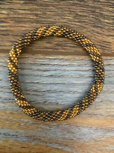 1 SET - Bracelet- Made in NEPAL - 100% Handmade seed beaded Bangle Gift