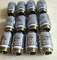 1PCS Original Nikon CF Plan 100X/0.95 WD 0.3 OFN25 EPI Microscope objective E-UE
