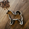 Husky Cookie Cutter - Fondant, Sugarcraft & biscuits - 3 sizes. Dog Paw Patrol