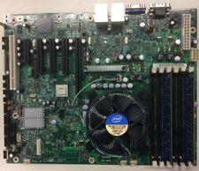 Intel S 3420 gplx Server Board Incl. CPU Core i7-860 2,8ghz/RADIATORE U. 4gb RAMDDR 3