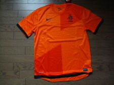Netherlands Holland 100% Original Soccer Jersey 2012/13 Home L BNWT New Rare