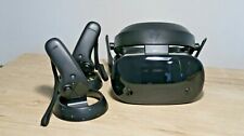 Samsung Odyssey plus + Windows Mixed Reality Headset with Controllers