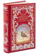 *New & Sealed* HANS CHRISTIAN ANDERSEN: Classic Fairy Tales Bonded Leather 2015