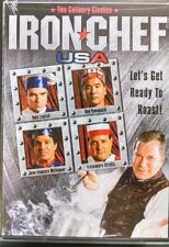 A Iron Chef US (DVD, 2002, Canadian)