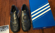 New Vintage Mens Adidas Micropacer 3 Marine Blue sz 7