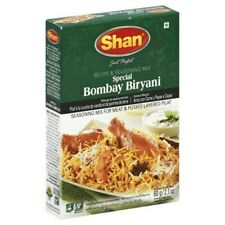 Shan Special Bombay Biryani (6 PACK) NEW - Ships from U.S.A.