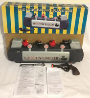 The Fairground Collection Shooting Gallery Toy Boxed Working Complete