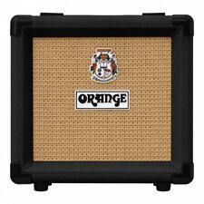 "Orange Amps PPC108 Closed-Back Speaker Cabinet, 20-Watt 8-Ohm 1x8"" - Black"