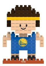 NBA Golden State Warriors 3D Mini Player BRXLZ Puzzle Set