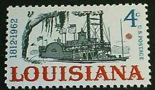 U.S. Scott # 1197 - Louisiana Statehood - MNH OG  F-VF- 1962