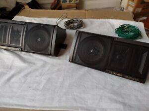 Vtg Pioneer Car Speaker TS-X3 Made in Japan Old-School Auto--XLNT Cond..PIONEER