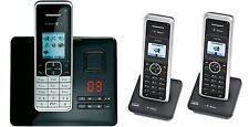 T-SINUS A503i Trio Schnurlos ISDN Telefon mit Anrufbeantworter und 3 Mobilteilen